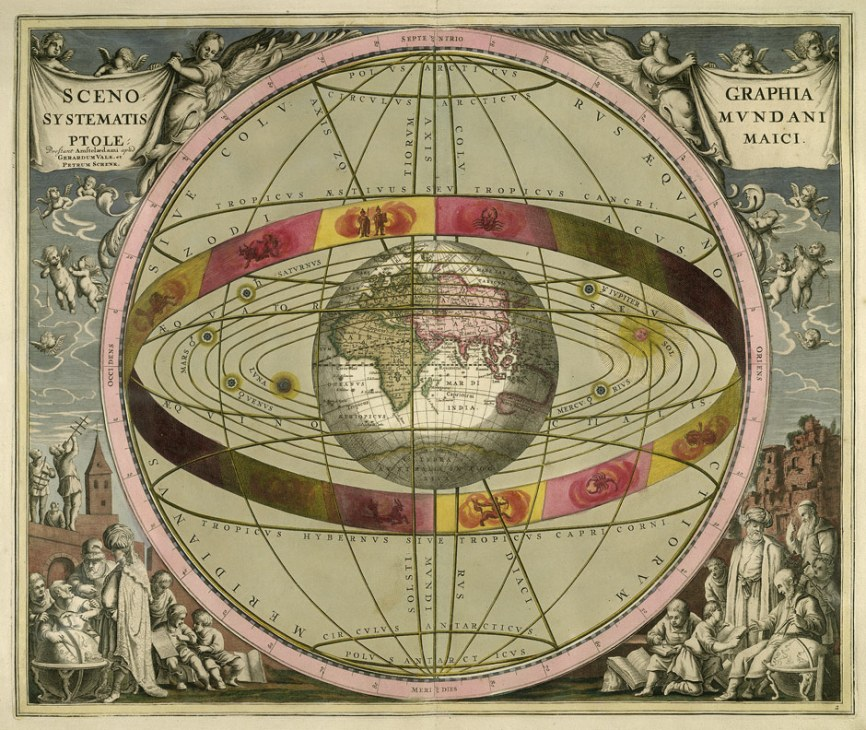 HISTORY OF THE ASTRONOMY