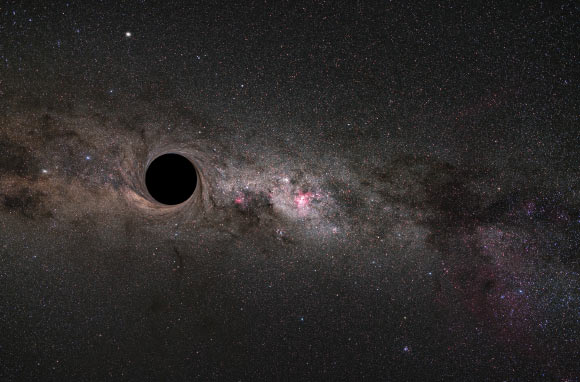 This landmark discovery in a black hole confirms one of Einstein's theories