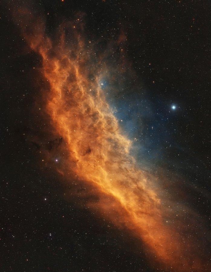 NGC 1499: The California Nebula