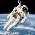 Remembering Bruce McCandless, the first man to float freely in space (1)