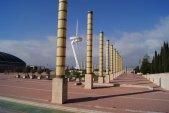 Esplanade olympique