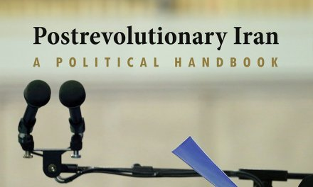 "NEWTON: ""Postrevolutionary Iran: A Political Handbook"""