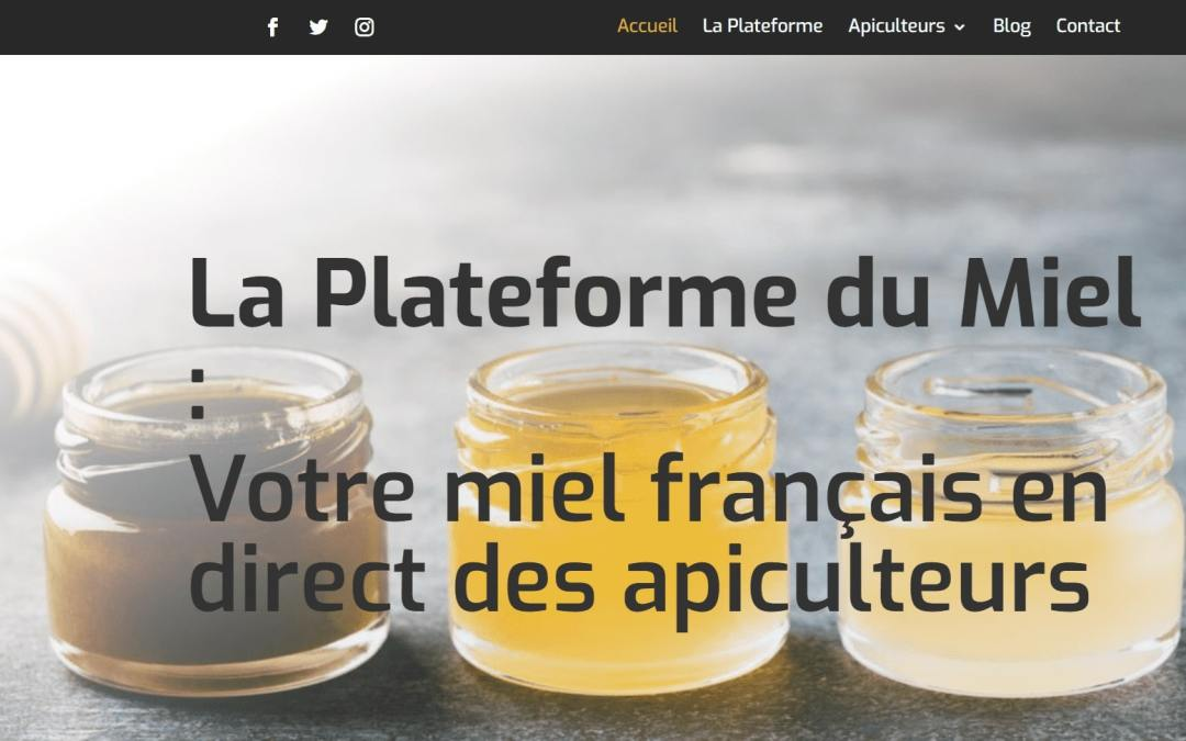 Où acheter du bon miel de France ? Interview de Sophie de La Plateforme du Miel