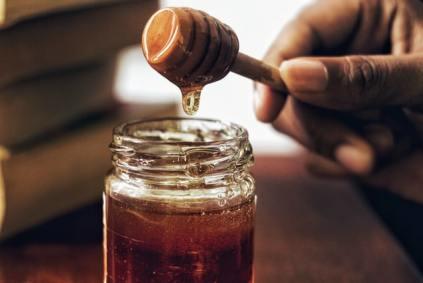 miel cuisine sucre