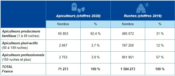 apiculture 2020