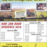 Beaver Dam Jam revs up Friday