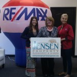 Jensen Property Management and RE/MAX join in for Customer Appreciation Day
