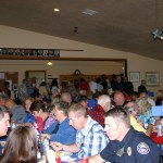 Community gathers to honor local heroes