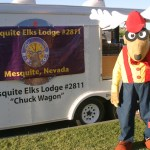 Elks Chuck Wagon at Pioneer Park Wednesdays
