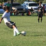 Cowboys outplay Bulldog soccer boys 4-1; Girls' team wins