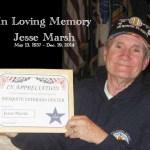 Obituary: Jesse Marsh