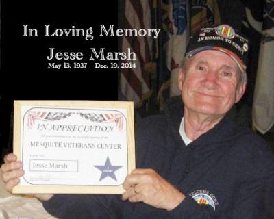 Marsh, Jesse