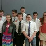 Standards Night for Local Youth