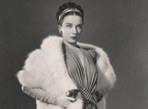Patricia Morison in Dressed to Kill - 1946