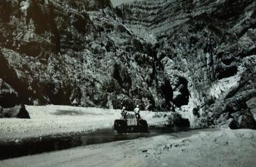 Working in the Gorge 1968
