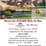 Chamber Golf Tournament set for August 1