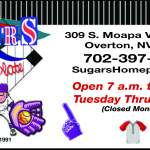 Featured Restaurant: Sugar's Home Plate