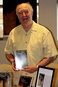 Stephen Murray, an author at Eureka's Authorpalooza on June 22, was born in England and raised in different countries throughout Southern Africa. 'The Chapel of Eternal Love' and the sequel, 'Return to the Chapel of Eternal Love,' are his first published works of fiction. Murray has recently completed another work of fiction – a murder mystery. He makes his home in Las Vegas, Nevada, where he has lived since May 2003. Photo by Teri Nehrenz