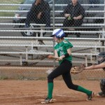 Lady Bulldog softball team has tough run of games