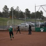 Tough week for Lady Dawg softball