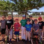 2017 Major League Baseball, Pitch, Hit & Run Sectional Championships