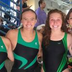 Swimmers, divers leave mark at state meet