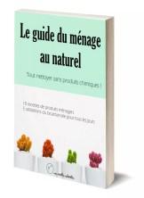 Le guide du ménage naturel