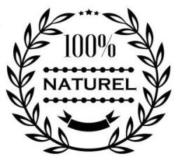 100 % naturel : cosmétiques, savons, produits ménagers