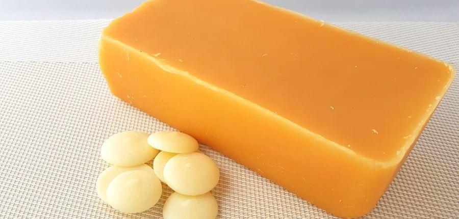 cire d'abeille pour recette de beurre corporel maison