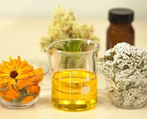 cadeau green : huile démaquillante bio