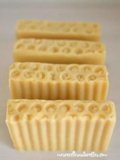 allergie au miel dans un savon
