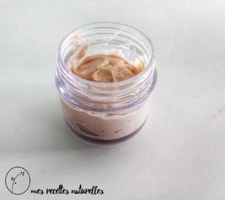 Crème teintée à l'aloe vera