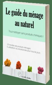 le guide du menage au naturel : livre gratuit