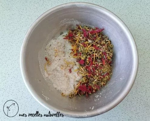 recette de sels de bain relaxant