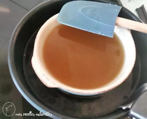 recette de sirop pour la toux au thym