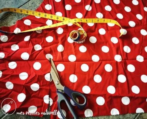 Fabrication d'emballages cadeau furoshiki