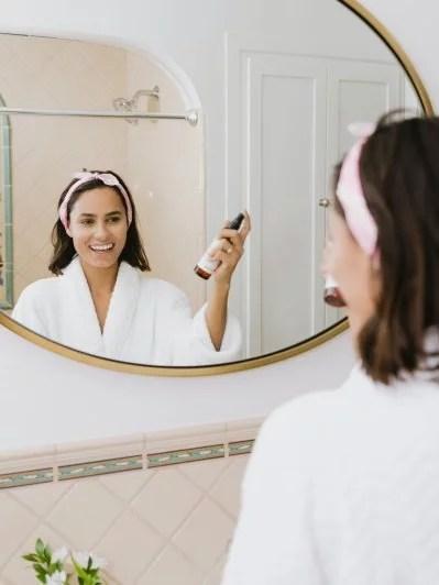 acné hydrolat pour le nettoyage