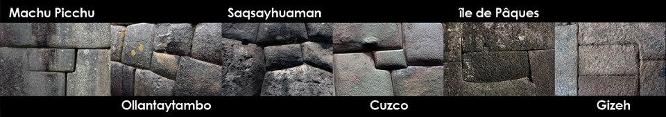 murs, paques, perou, cambodge, egypte