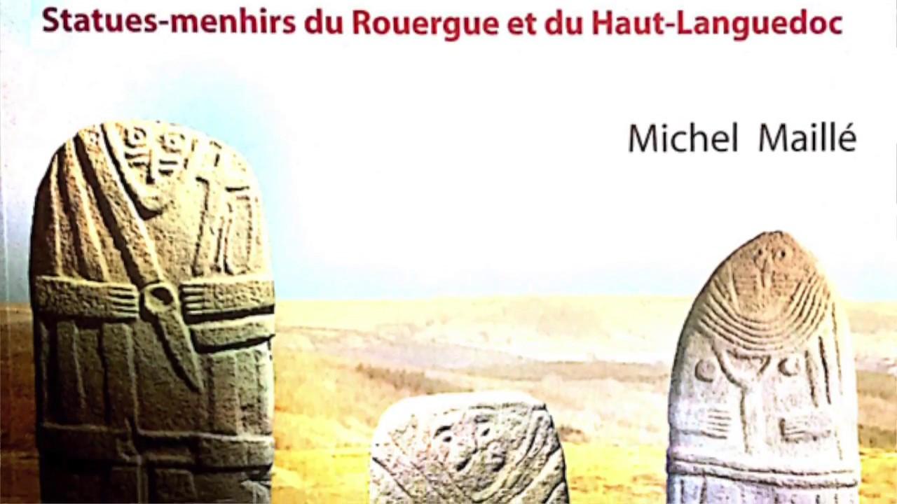 MENHIRS STÈLE DE L'AVEYRON, DES PROPORTIONS CHOISIES PAR NOS ANCÊTRES TAILLEURS DE PIERRE. !