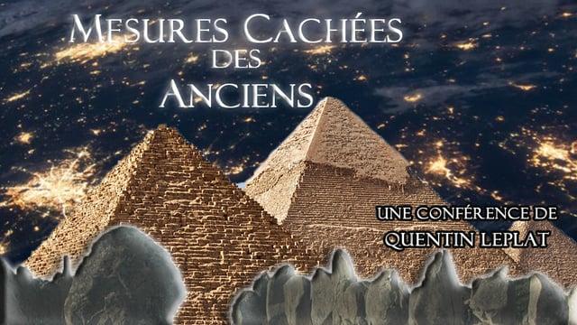 LA MESURE DES ANCIENS
