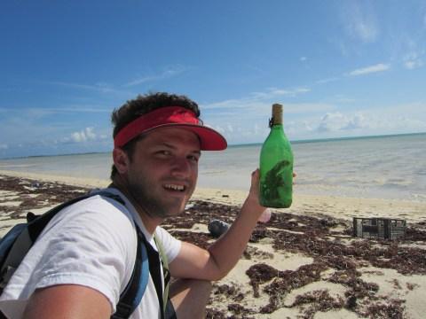 Andy Pelicano Bottle 1