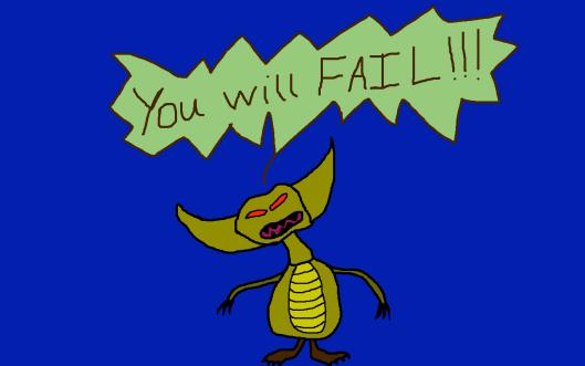Fail Gremlin