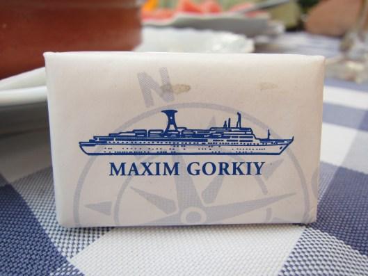 Maxim Gorkiy Soap