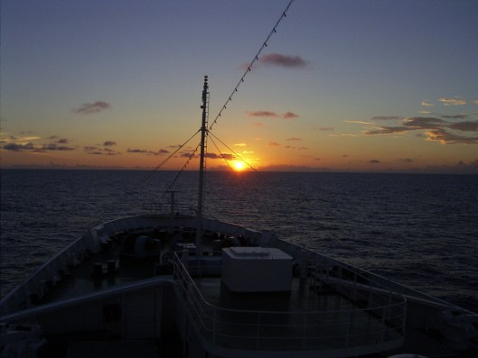 Sunset From Maxim Gorkiey 2