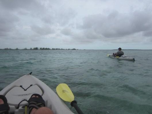 Kayaking with Dad