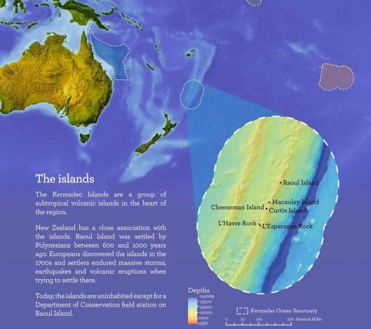 Kermadec Ocean Sanctuary