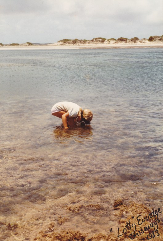 Sammie Euridge at Chismayo : Kismayo Port 1983