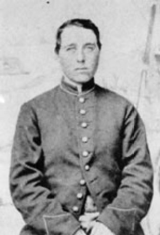 Albert Cashier - Union Army