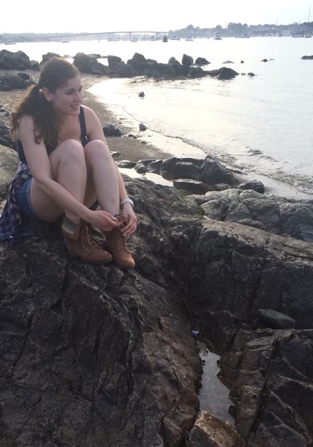 10 Year Old Message in a Bottle: Amanda Tattersall By Water