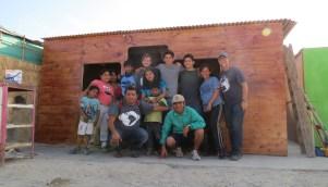 2013 Peru - Cross Street Mission Team 1301